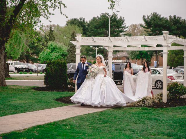 Robert and Elizabeth's Wedding in Mount Laurel, New Jersey 31
