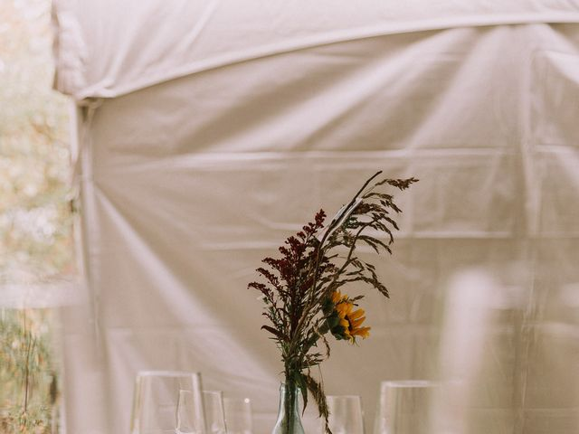 Shannon and Jesse's Wedding in Black Mountain, North Carolina 12