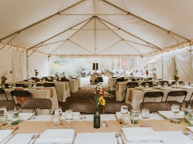 Shannon and Jesse's Wedding in Black Mountain, North Carolina 8