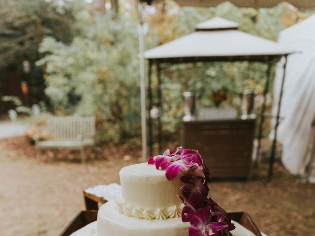 Shannon and Jesse's Wedding in Black Mountain, North Carolina 13
