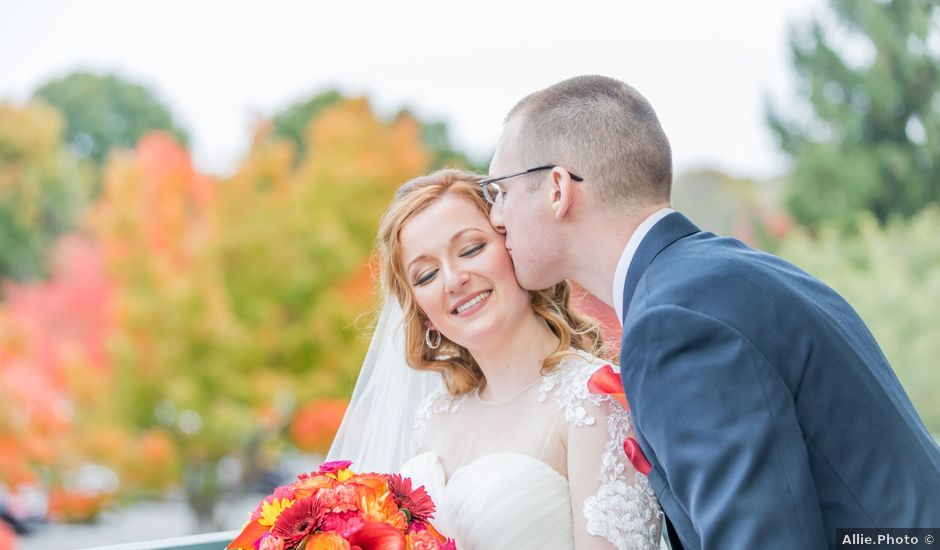 Jake and Ashley's Wedding in Georgetown, Massachusetts