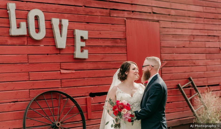 Chris and Elisha's Wedding in Waldorf, Minnesota
