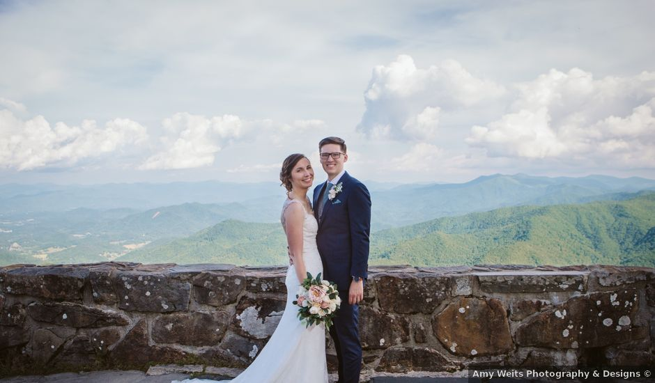 The wedding of Cait and Ryan