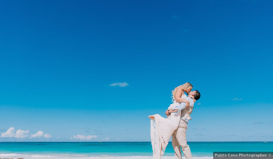 Thomas and Mallory's Wedding in Punta Cana, Dominican Republic