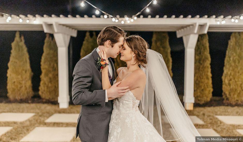 Adam and Scarlet's Wedding in Highlandville, Missouri