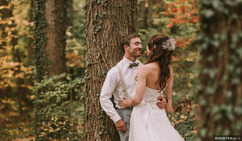 Shannon and Jesse's Wedding in Black Mountain, North Carolina