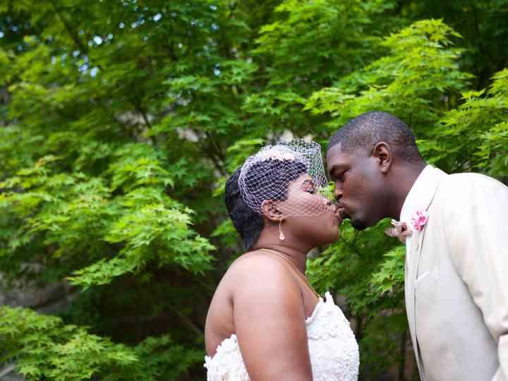 The wedding of Frederick and KaRita