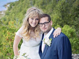 The wedding of Keegan and Susan