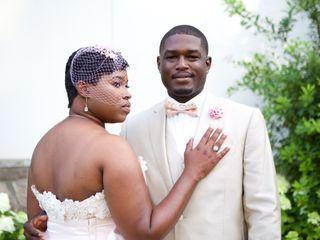 KaRita and Frederick's wedding in Alabama 8