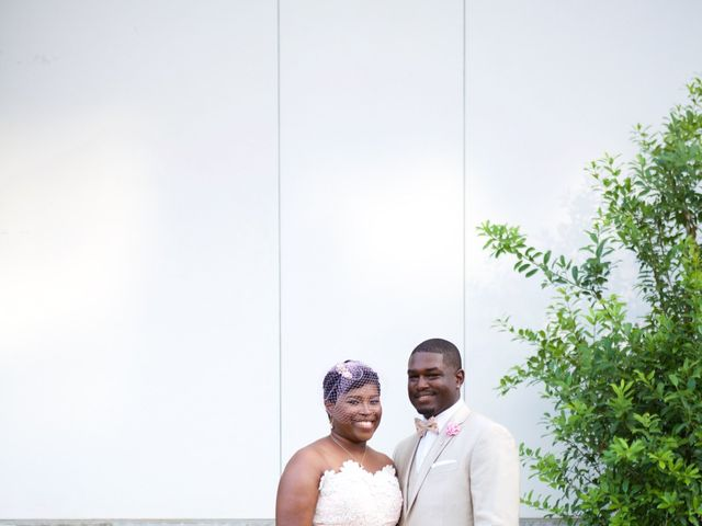 KaRita and Frederick's wedding in Alabama 7