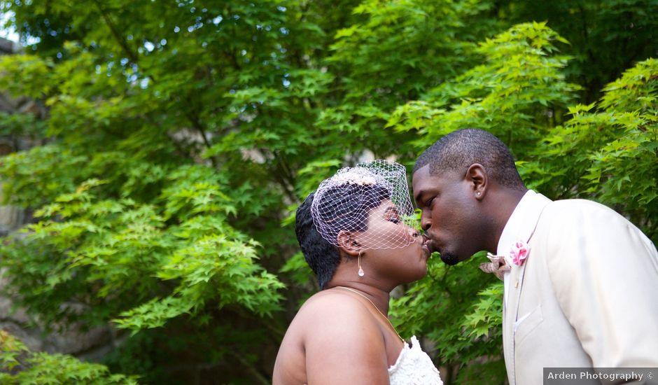 KaRita and Frederick's wedding in Alabama