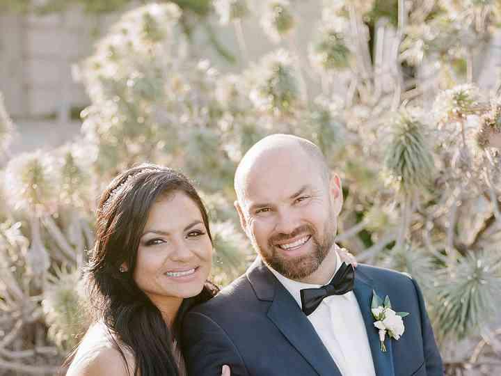 The wedding of Jeff and Yadira
