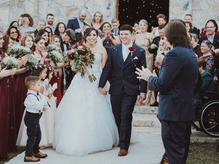 The wedding of Daniel and Julianna 1