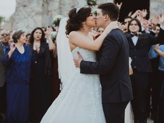 The wedding of Daniel and Julianna 2