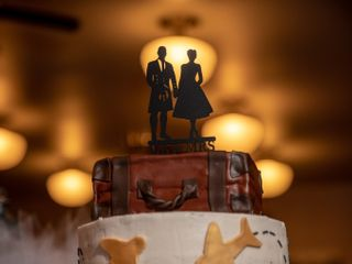 The wedding of Katherine and Murray 2