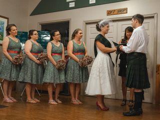 The wedding of Katherine and Murray 3