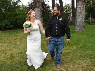 The wedding of Nicole and Nathan 3