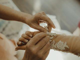 The wedding of Natalie and Luke 1