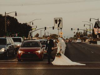 The wedding of Natalie and Luke