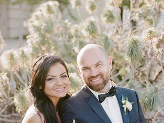 The wedding of Jeff and Yadira 1