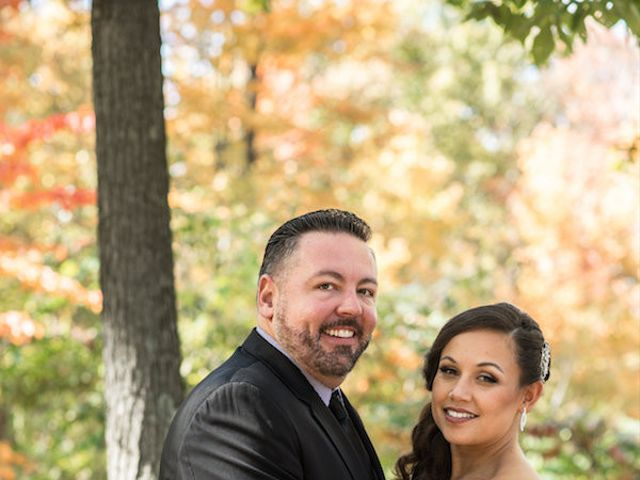 The wedding of Jeremy and Bethany