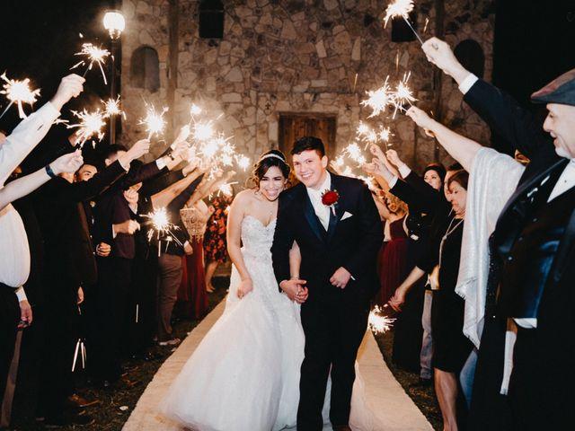 The wedding of Daniel and Julianna