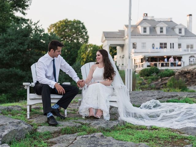 The wedding of Kara and Dan