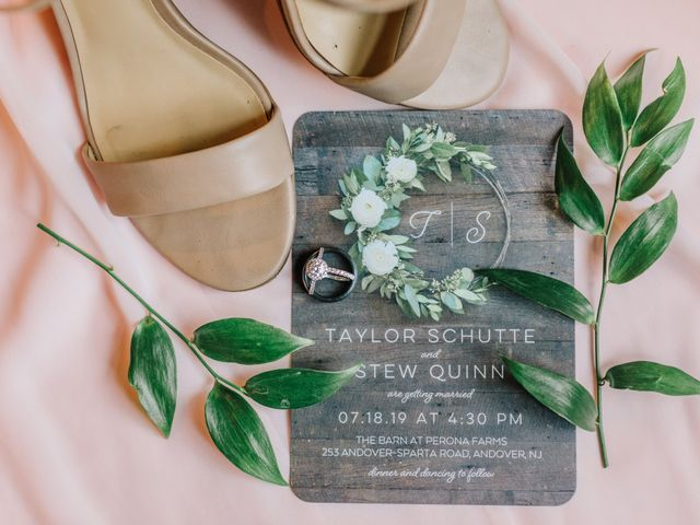 Taylor and Stew's Wedding in Andover, New Jersey 3