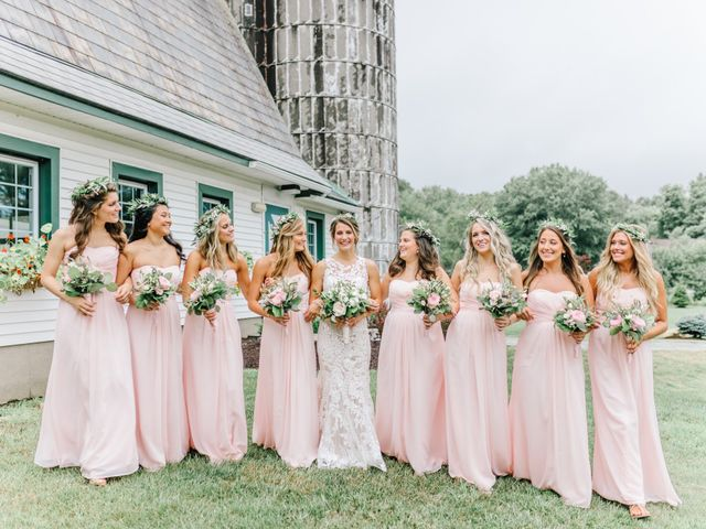 Taylor and Stew's Wedding in Andover, New Jersey 7