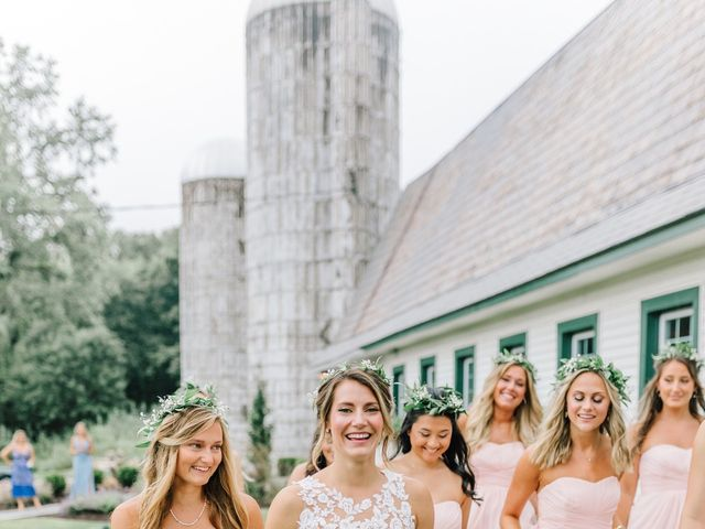 Taylor and Stew's Wedding in Andover, New Jersey 8