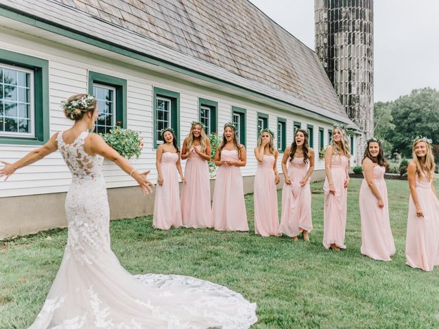 Taylor and Stew's Wedding in Andover, New Jersey 6