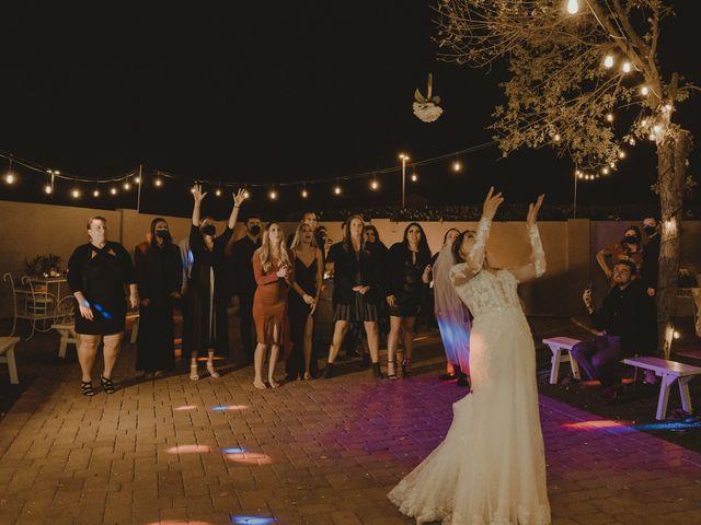 Luke and Natalie's Wedding in Gilbert, Arizona 15