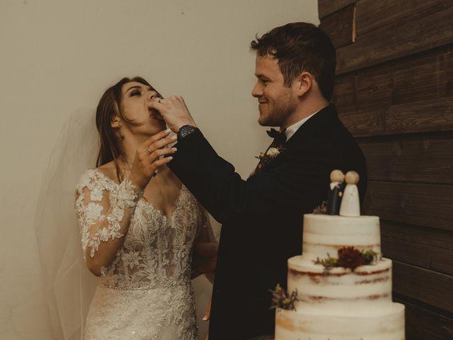Luke and Natalie's Wedding in Gilbert, Arizona 16