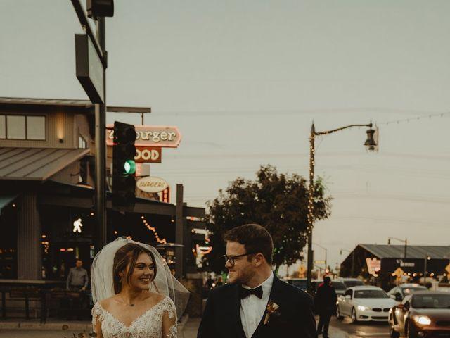 Luke and Natalie's Wedding in Gilbert, Arizona 24