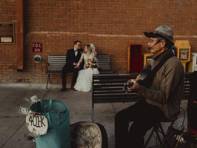 Luke and Natalie's Wedding in Gilbert, Arizona 28