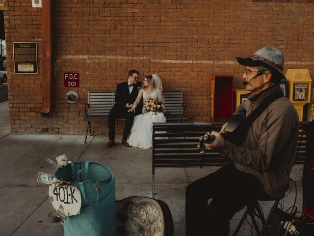 Luke and Natalie's Wedding in Gilbert, Arizona 29