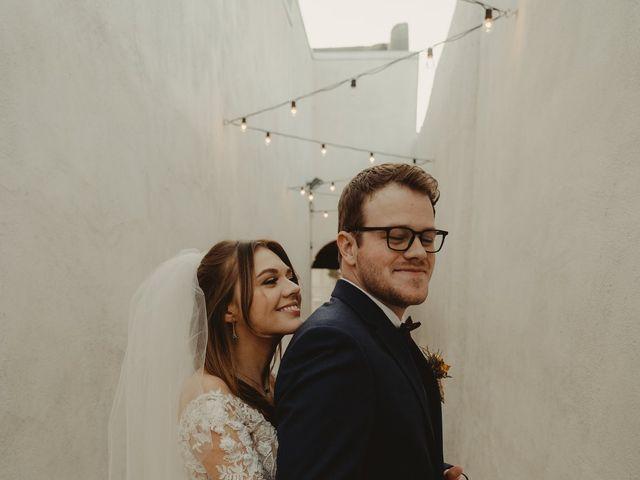 Luke and Natalie's Wedding in Gilbert, Arizona 32