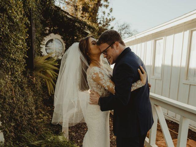 Luke and Natalie's Wedding in Gilbert, Arizona 38