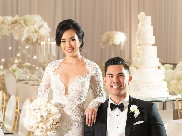 TEDDY and DIANA's Wedding in Huntington Beach, California 5