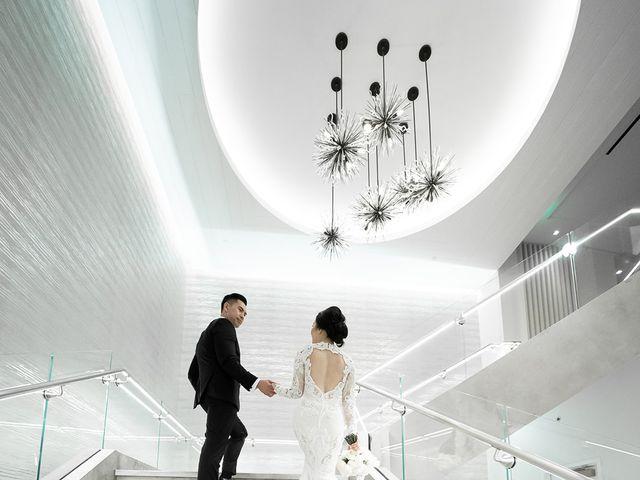 TEDDY and DIANA's Wedding in Huntington Beach, California 7