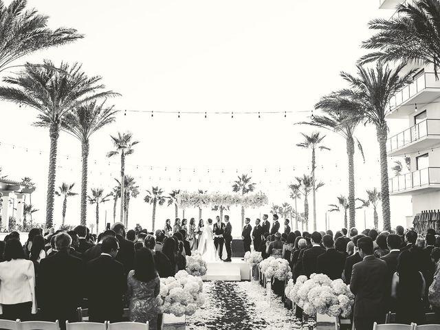 TEDDY and DIANA's Wedding in Huntington Beach, California 9