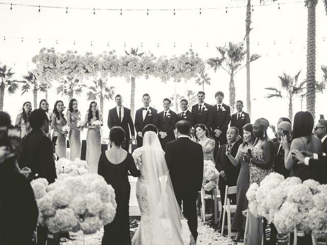 TEDDY and DIANA's Wedding in Huntington Beach, California 10
