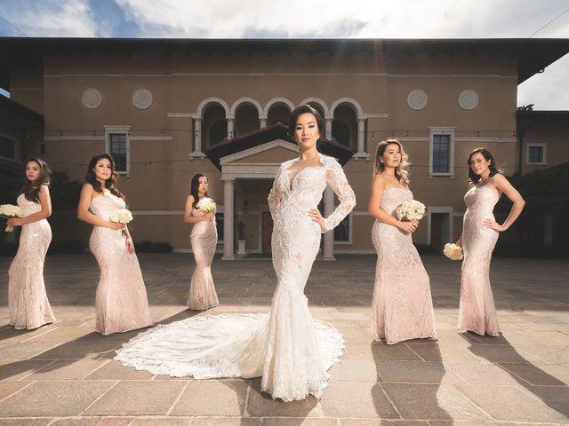 TEDDY and DIANA's Wedding in Huntington Beach, California 14