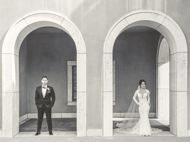 TEDDY and DIANA's Wedding in Huntington Beach, California 15