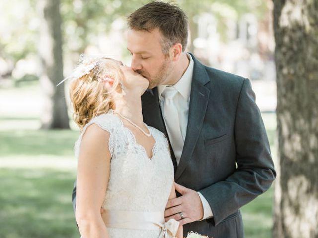 The wedding of Jesse and Elizabeth