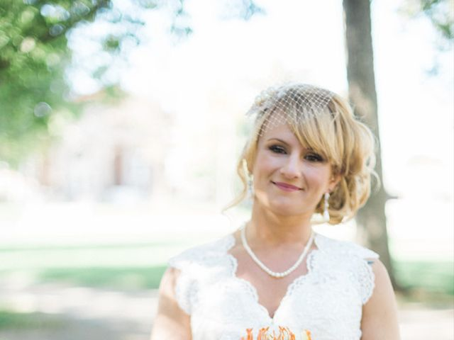 Elizabeth and Jesse's Wedding in Waterloo, Iowa 3