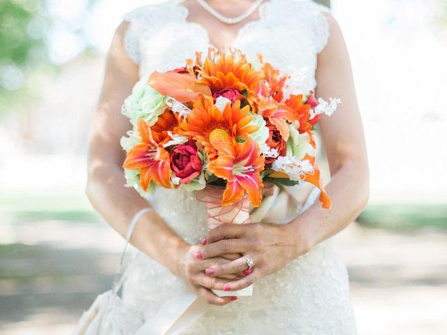 Elizabeth and Jesse's Wedding in Waterloo, Iowa 4