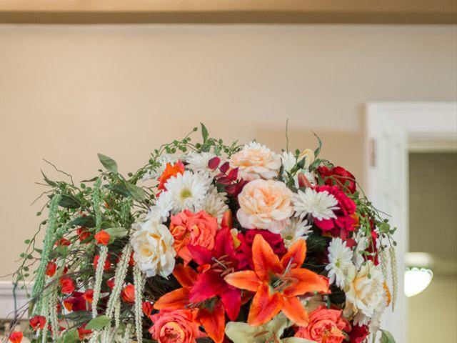 Elizabeth and Jesse's Wedding in Waterloo, Iowa 7