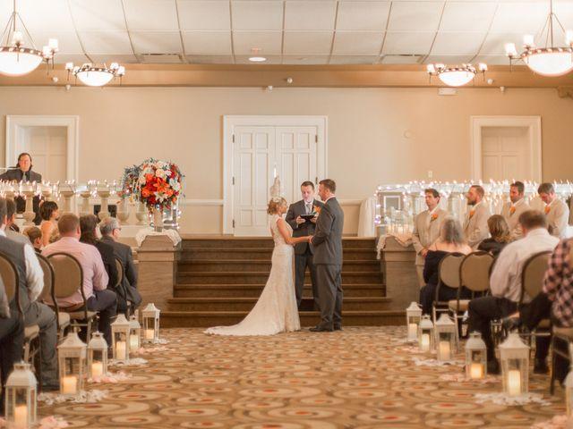 Elizabeth and Jesse's Wedding in Waterloo, Iowa 8