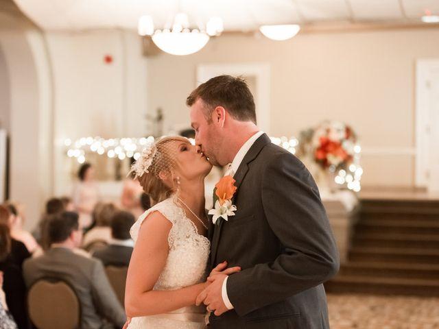 Elizabeth and Jesse's Wedding in Waterloo, Iowa 9